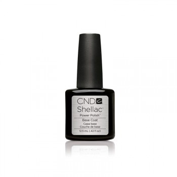 cnd shellac uv base coat 15 ml
