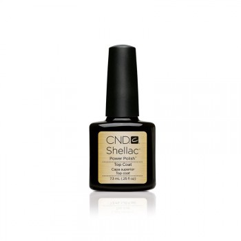CND SHELLAC UV TOP COAT 7,3 ml