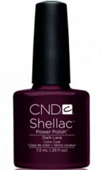 CND SHELLAC Dark Lava 7,3 ml