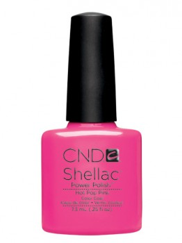 CND SHELLAC Hot Pop Pink 7,3 ml