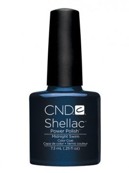 CND SHELLAC Midnight Swim 7,3 ml