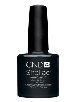 CND SHELLAC Overtly Onyx 7,3 ml