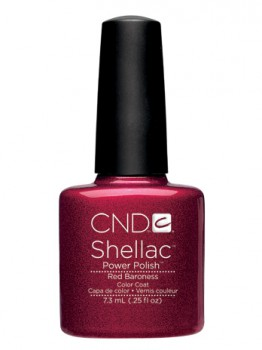 cnd shellac red baroness 7,3 ml