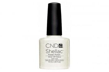 cnd shellac silver vip status color 7,3 ml