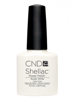 CND SHELLAC Studio White 7,3 ml