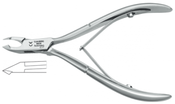 CLAUBERG 5202.1 MANICURETANG 3,5 mm