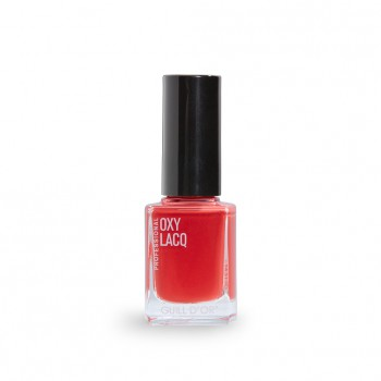 gd nail polish ox lovely red 11ml