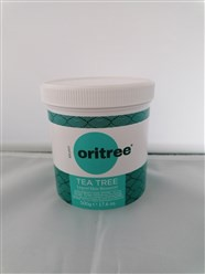 oritree tea tree wax 500gr (ep2102) 6+1 gratis