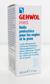 gehwol med nag/huid beschermingsolie 50 ml