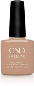 cnd shellac wrapped in linen 7.3ml