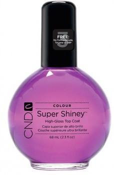 cnd super shiney topcoat 68 ml