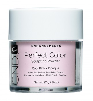 cnd perf color cool pink opaque 104 gr