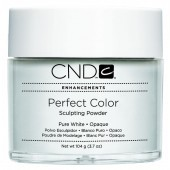 cnd perf color pure white opaque 104 gr
