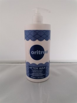oritree after wax lotion 500 ml (ep2114)
