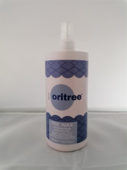 oritree pre wax cleansing spray 500ml (ep2124)