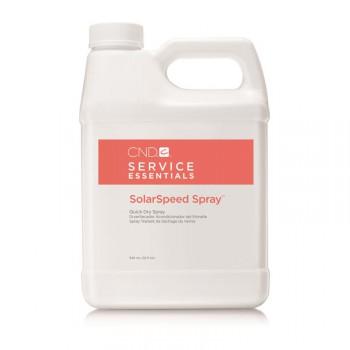 cnd solar speed spray 946 ml