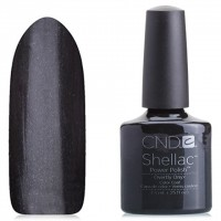 CND SHELLAC Overtly Onyx 7,3 ml