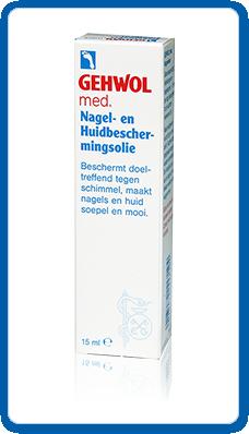 gehwol med nag/huid beschermingsolie 15 ml