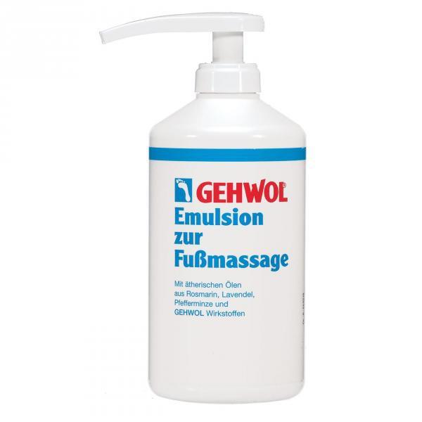 gehwol massage emulsie 500 ml