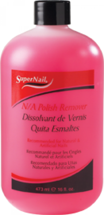 dissolvant n/a polish remover 473 ml supernail