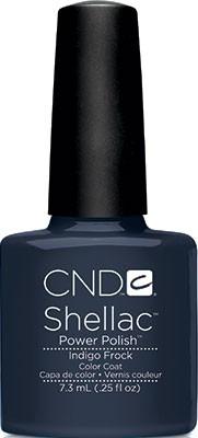 cnd shellac indigo frock 7,3 ml