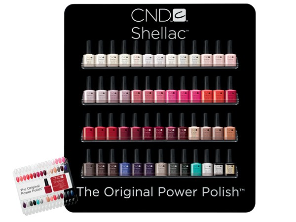 cnd shellac wandpaneel