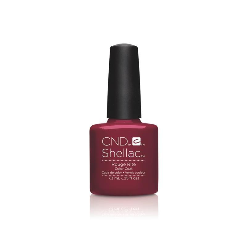 cnd shellac rouge rite 7,3 ml