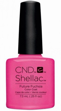 cnd shellac future fuchia 7,3 ml