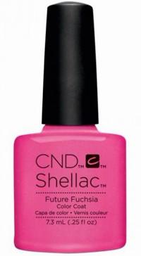 CND SHELLAC Future Fuchia 7,3 ml