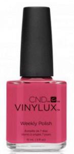cnd vinylux irreverent rose 15ml