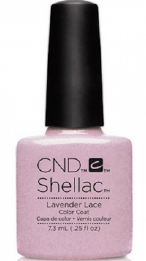 cnd shellac lavender lace 7,3 ml