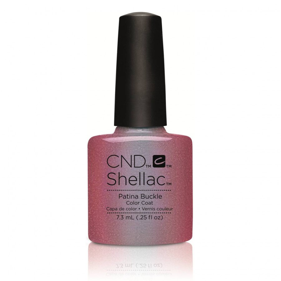 cnd shellac patina buckle 7,3 ml