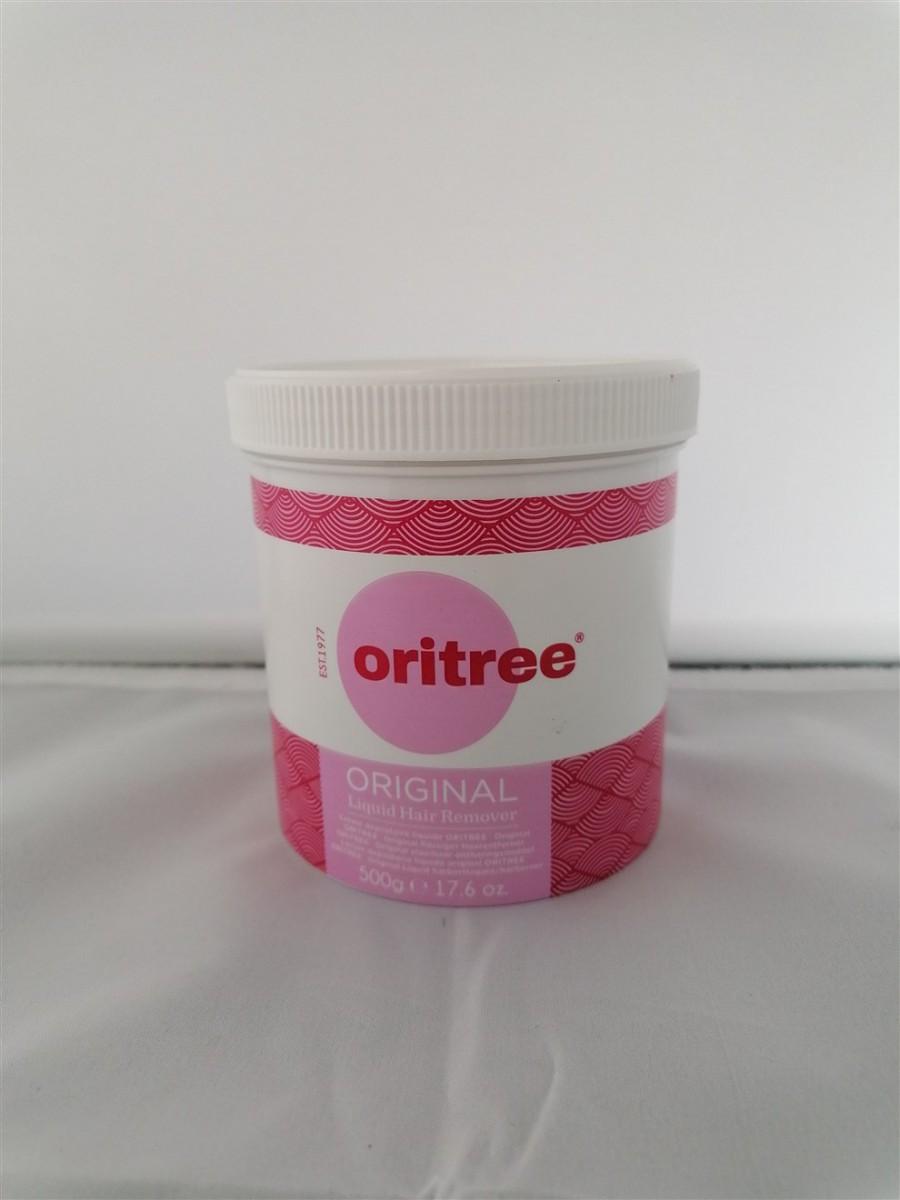oritree hars 500 gr voor alle huidtypes (ep2103)