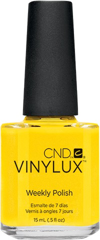 cnd vinylux bicycle yellow 15ml