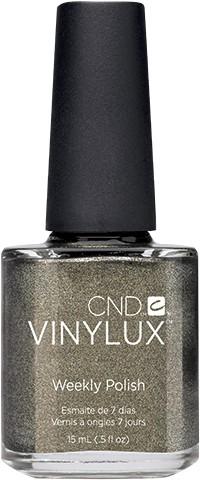 cnd vinylux steel gaze 15ml uit het assortiment op=op