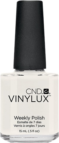 cnd vinylux studio white 15ml