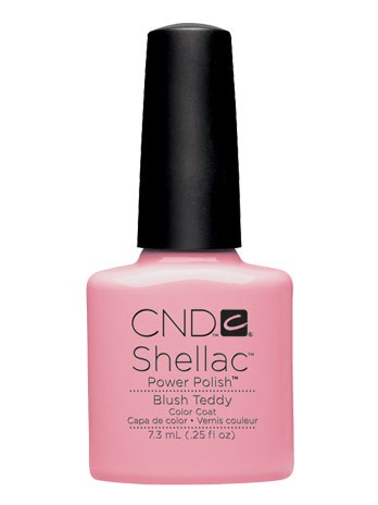 cnd shellac blush teddy 7,3 ml