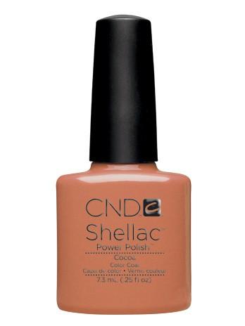 cnd shellac cocoa 7,3 ml
