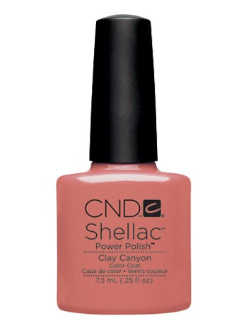 CND SHELLAC Clay Canyon 7,3 ml