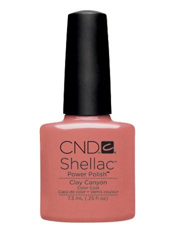 cnd shellac clay canyon 7,3 ml