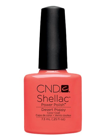 cnd shellac desert poppy 7,3 ml