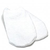 badstof handschoen 2 stuks