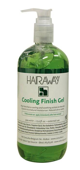 hairaway cooling finish gel 500 ml